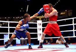 Boxing Feints by Coach Dimitris Papazoglou