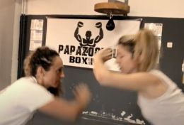 Capoeira Classes in new season at Papazoglou boxing